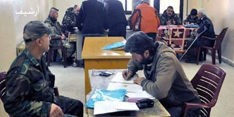 Photo of Legal status of 70 persons settled in Aleppo countryside
