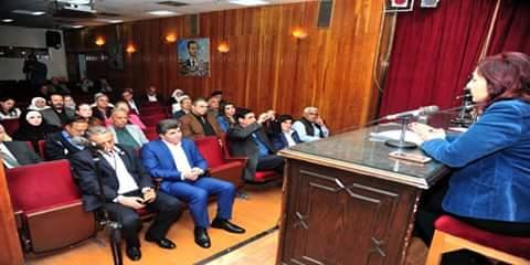 Photo of Building new Syria discussed in Symposium