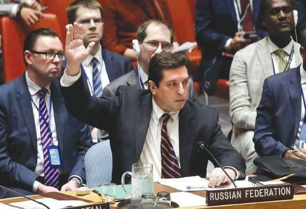 Photo of فيتو روسي جديد ضد مشروع امريكي حول سوريا