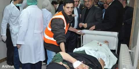 Photo of New terrorist rocket attack kills 3 in Damascus