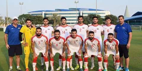 Photo of Syria beats Indonesia 1-0 in friendly match