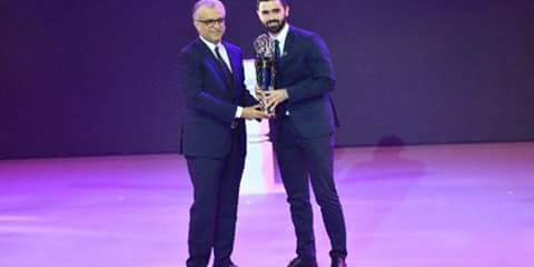 Photo of Syria's Omar Khribin named AFC Player of 2017