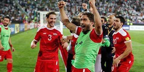 Photo of FIFA:  Syria provided one of the Russia 2018 qualifiers' true fairy tales