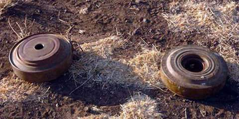 Child killed, three injured in landmine blasts in Hasaka, Deir Ezzor and Hama