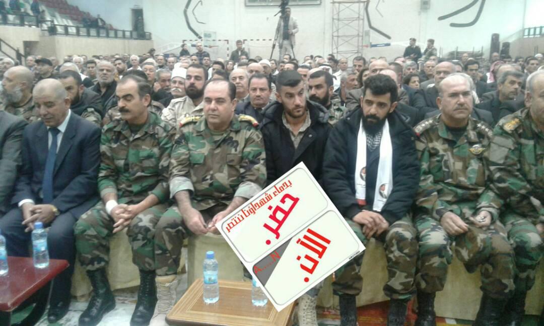 Photo of من أربعين الشهيد البطل عصام زهر الدين