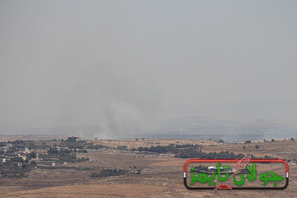 Photo of اعتداءات اسرائيلية لدشم الجيش بحضر