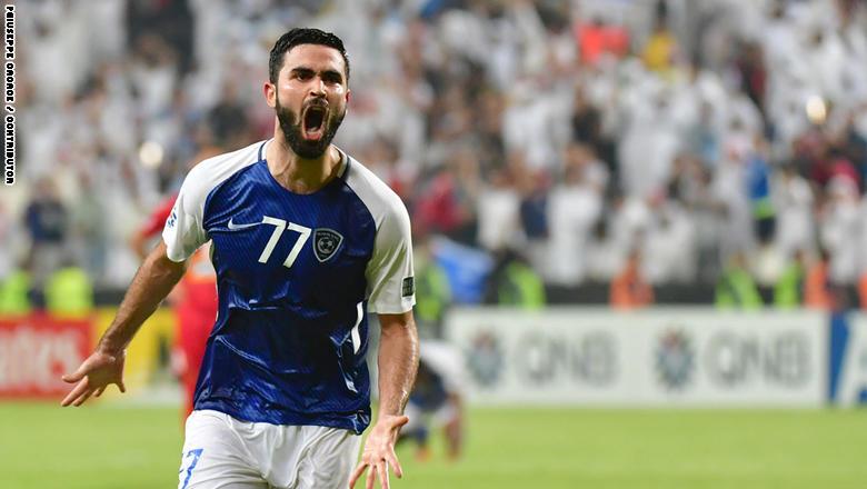 "Photo of ""عمر خريبين""  أول سوري يفوز بجائزة أفضل لاعب في آسيا"