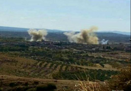 Photo of عمليات عسكرية بمحيط ببت سابر وحينة