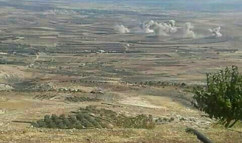 Photo of غارات جوية على بيت جن