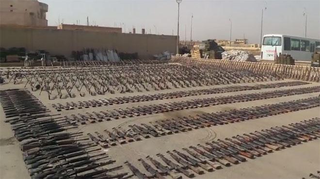 بالفيديو – هذا ما تركه «داعش» بدير الزور
