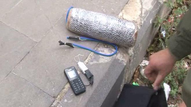 Photo of بالفيديو- إحباط هجوم انتحاري بحمص
