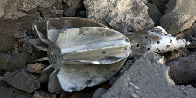 Photo of شهيدين بقذائف الارهاب على منطقة العباسيين