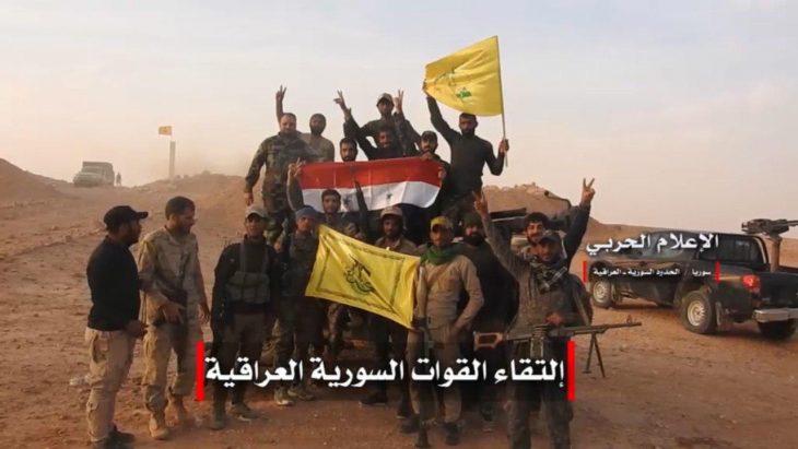 Photo of المعارك تحدثت عن تنسيق عالي المستوى بين العراق وسوريا