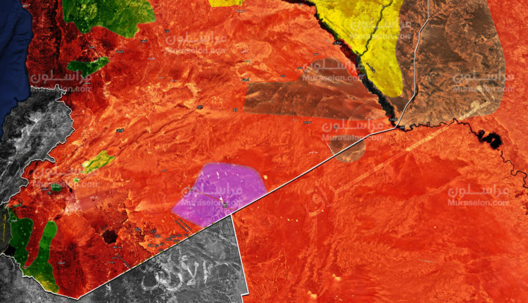 Photo of بالخريطة – هذا ما تبقى لداعش بسوريا
