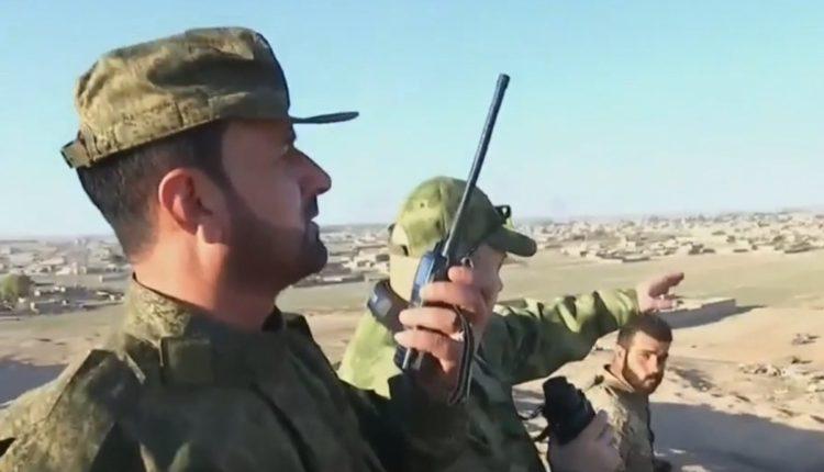 Photo of الجيش يبدأ عملياته العسكرية باتجاه البوكمال