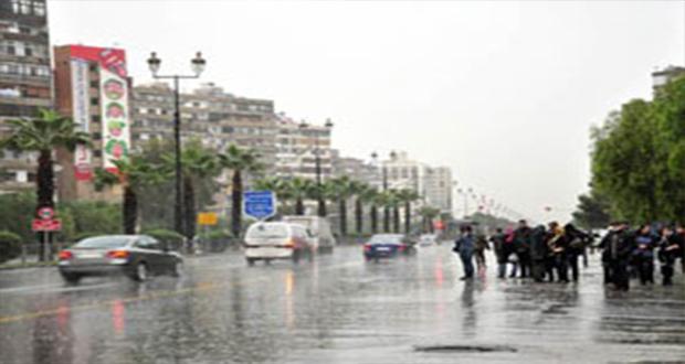 Photo of أمطار مُتوقعة يومي الأحد والأثنين