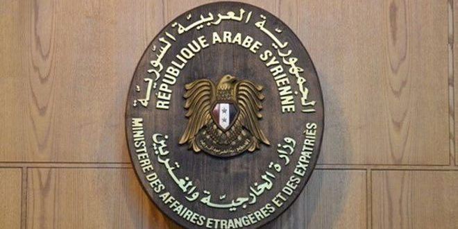 Photo of Foreign Ministry: Syria warns Israel against continuing its attacks and its support for terrorist groups