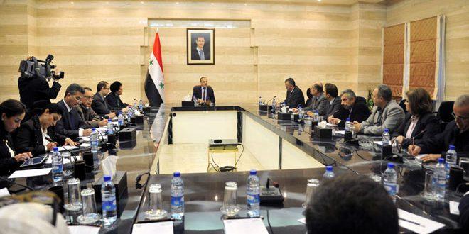 Photo of الحكومة تتجه لدعم اتحاد الصحفيين والارتقاء بالعمل الاعلامي