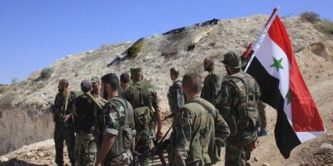 Photo of Syrian Army regains control over new areas in Damascus countryside