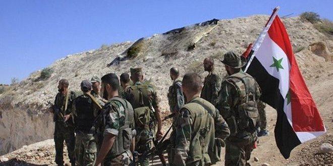 Photo of Syrian Army seizes full control of Tal al-Zaher al-Aswad, al-Najjar farms in Damascus countryside
