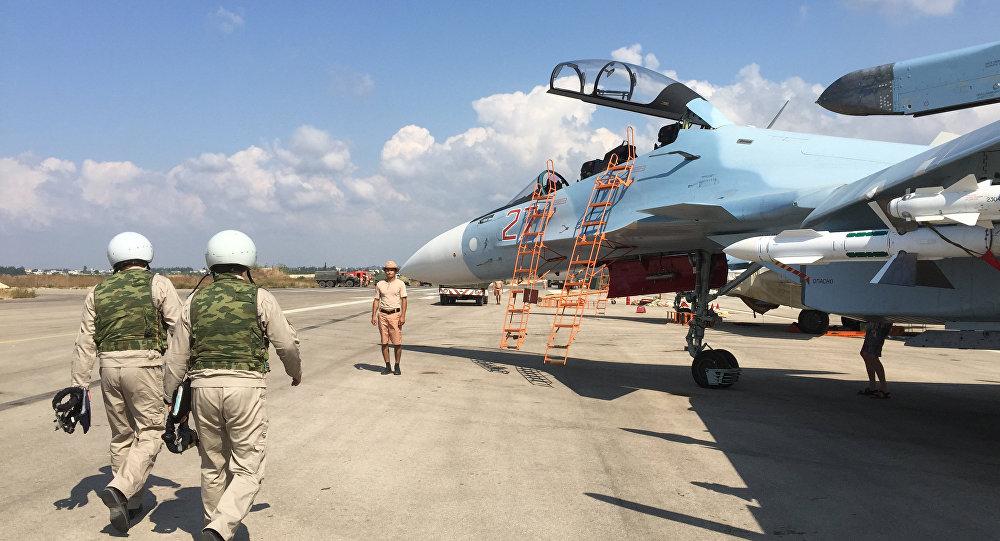 Photo of بالفيديو – بعد أداء مهامها بسوريا الطائرات الروسية تعود لبلدها