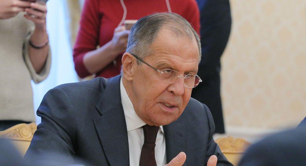 لافروف: ما زالت هناك بؤر لداعش بسوريا