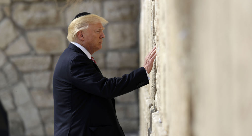 Photo of President Trump will announce his plans to move the American embassy to Jerusalem