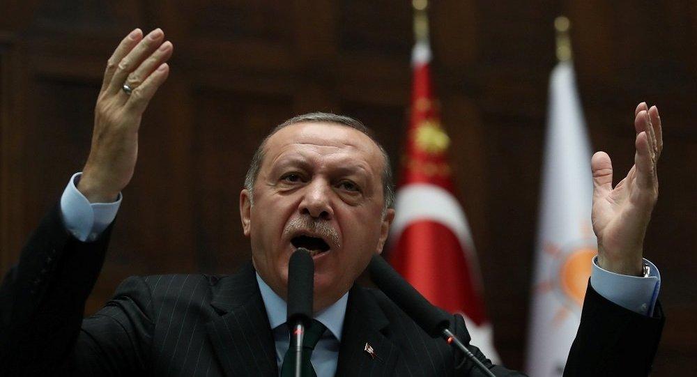 Photo of دمشق لـ إردوغان: امبراطوريتك البالية قد اندثرت.. وانت المسؤول عن هدر الدم السوري
