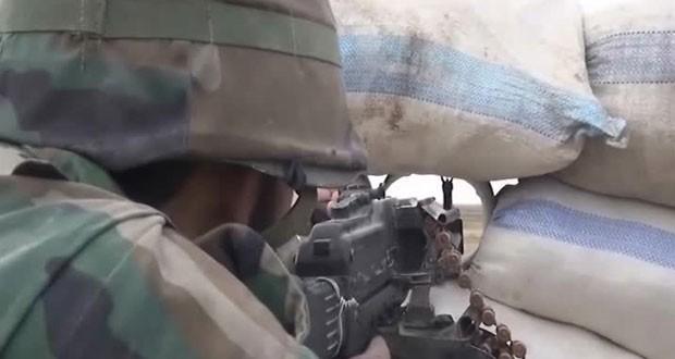Photo of إحباط هجوم إرهابيي على قرية مريمين بريف حمص