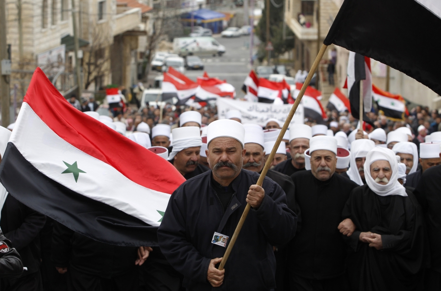 Photo of بذكرى قرار الضم المشؤوم.. أبناء القنيطرة والجولان متمسكون بالهوية السورية