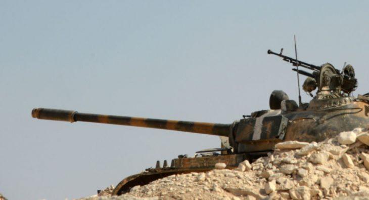 "Photo of دبابات ""تي-55إم في"" تعود لمرتعفات الجولان"