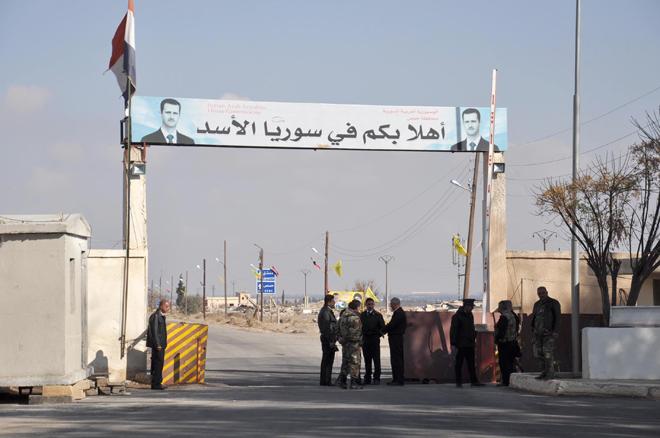 Photo of إعادة افتتاح معبر جوسيه الحدودي بين سورية ولبنان