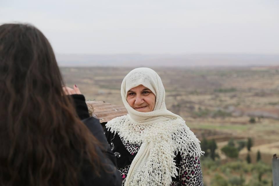 "Photo of حكاية صبر وانتصار… السيدة ""أم فرحان"" من حرفا الصمود"