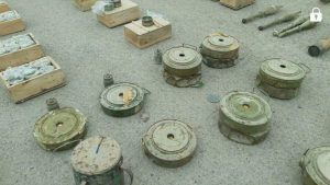 Photo of العثور على أجهزة اتصال ومحطات بث لداعش بدير الزور