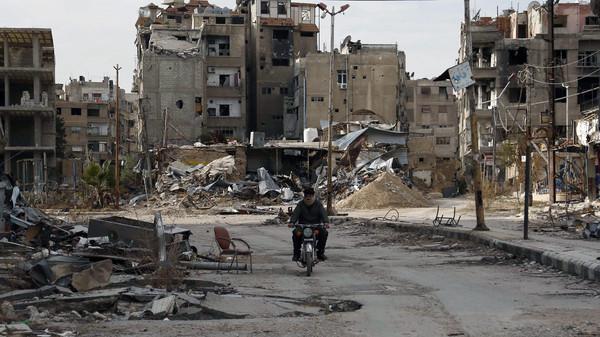 Photo of الغوطة الشرقية على خٌطى التسوية الشاملة