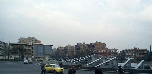 """Photo of إرهابيو الغوطة يقصفون """"مشفى العباسيبن"""" بالغوطة"""