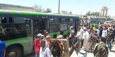 "Photo of تفاصيل اتفاق خروج ""النصرة"" من الغوطة الشرقية"