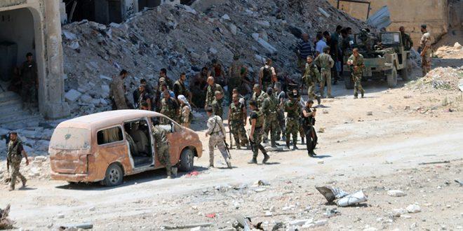 """Photo of تحت جناح """"الحرس الجمهوري"""" .. البدء بتشكيل """"جيش العشائر"""" بدرعا"""