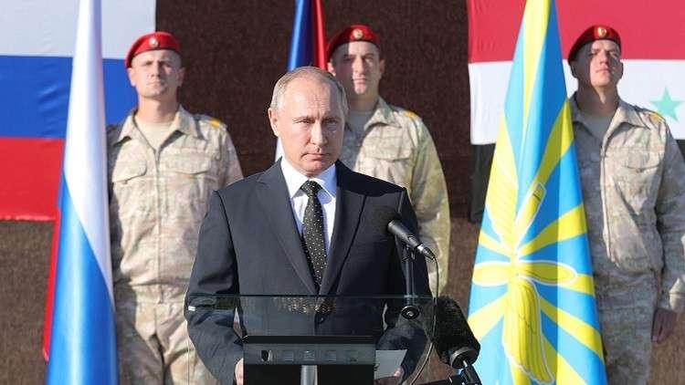 """Photo of """"فايننشال تايمز"""": بوتين أعاد روسيا كقوة عالمية"""
