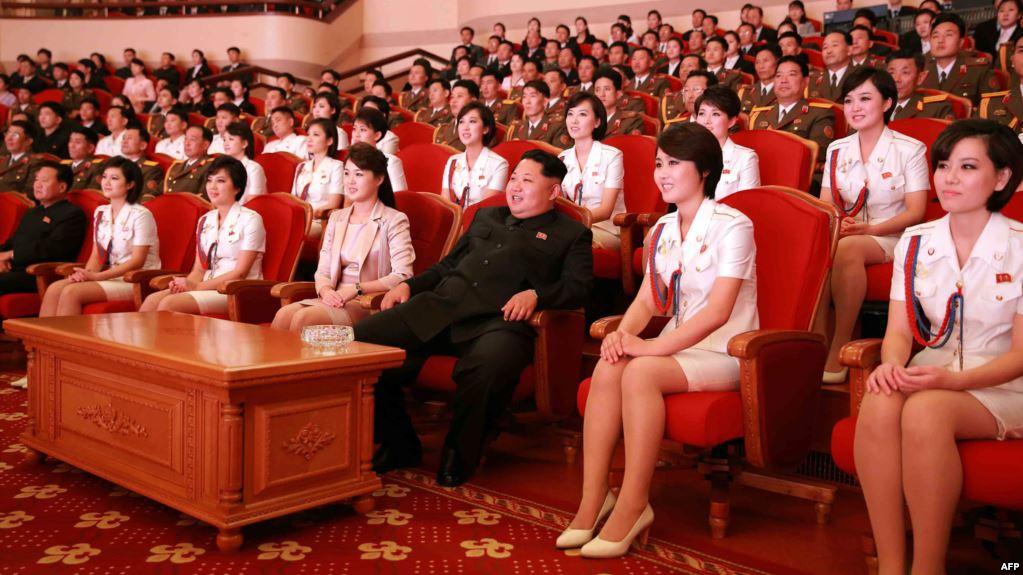Photo of بيونغ يانغ .. وشنطن تعلن الحرب علينا