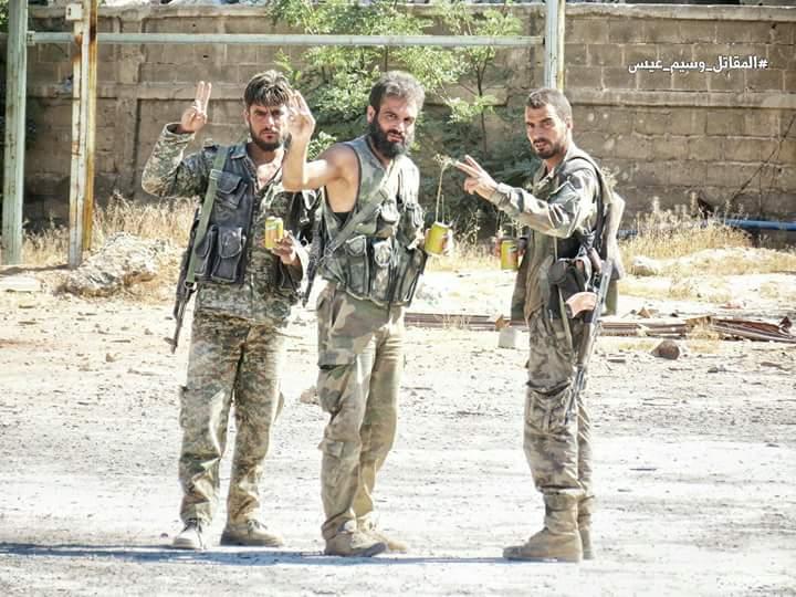 Photo of الجيش يتقدم بريف حماة