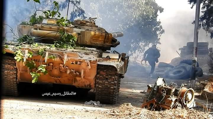 Photo of الجيش يحكم السيطرة على حوض الفرات