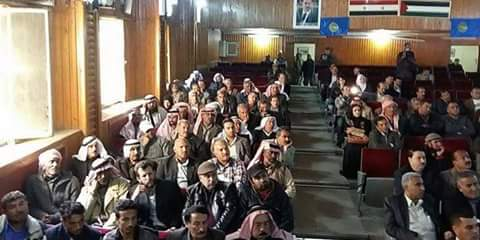Photo of The Legal status of 114 persons settled in Qamishli