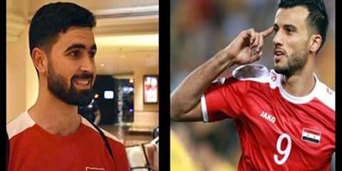Photo of Syrian footballers Somah, Khribin nominated for Best Arab Football Player of the Year Award