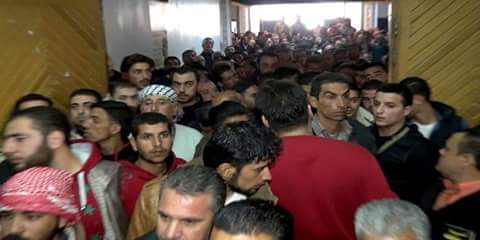 Photo of More than 4000 residents of al-Keswa to join Syrian Arab Army