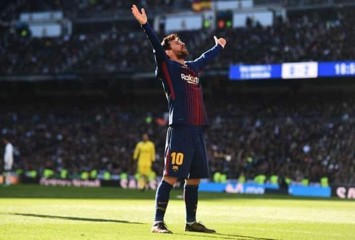 Photo of برشلونة يسحق ريال مدريد بكلاسيكو بـ 3-0