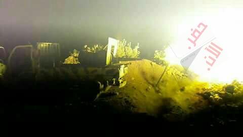 Photo of الدفاعات الجوية السورية تتصدى لصواريخ اسرائيلية معادية في الكسوة