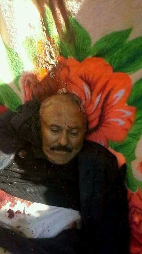 Photo of بالصور والفيديو.. مقتل الرئيس اليمني السابق علي عبدالله صالح