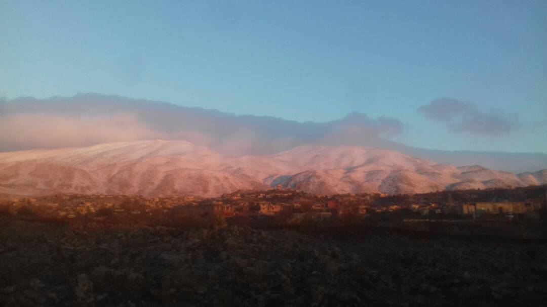 Photo of امطار في الساحل وثلوج على المرتفعات