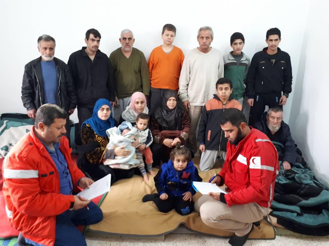 Photo of 15 مخطوف من كفريا والفوعة يصلون حلب